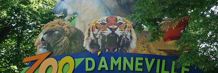 Famous Zoo in AMNEVILLE