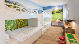 Wellness / Family Suite Kinderkamer