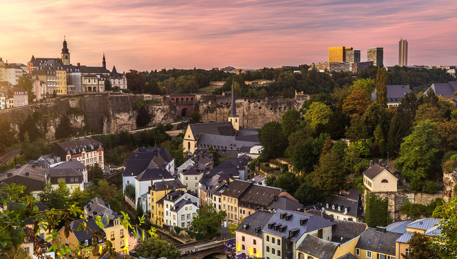 Luxembourg City Trip